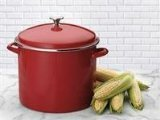 Cuisinart EOS166-30R Enamel Stockpot with Cover, 1...