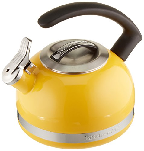 KitchenAid KTEN20CBIS 2.0-Quart Kettle with C Hand...