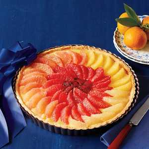 Stunning Winter Fruit Desserts | MyRecipes