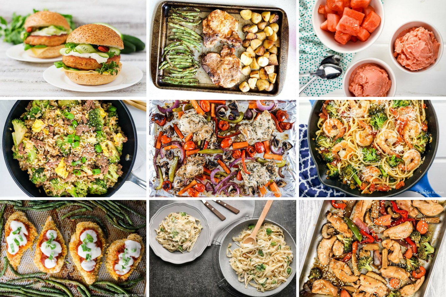 25 Best Slender Kitchen Recipes of 2017