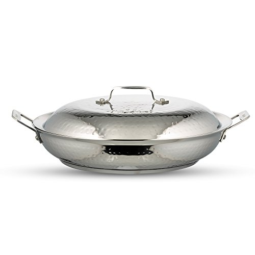 Bon Chef 60006HF Stainless Steel Induction Bottom ...