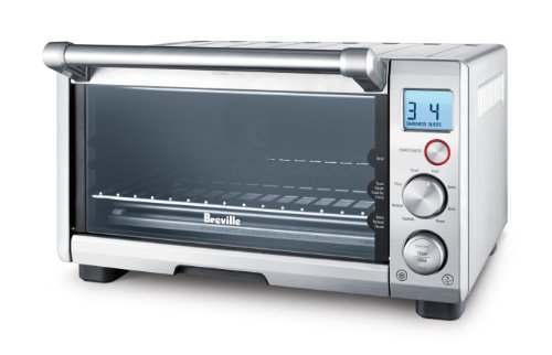 Breville BOV650XL the Compact Smart Oven, Stainles...