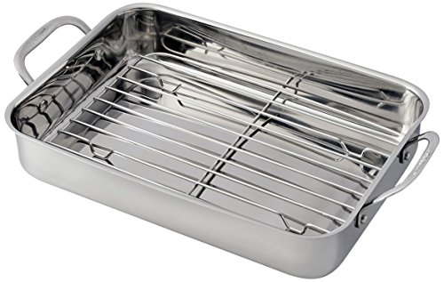 Cuisinart 7117-14RR Lasagna Pan with Stainless Roa...