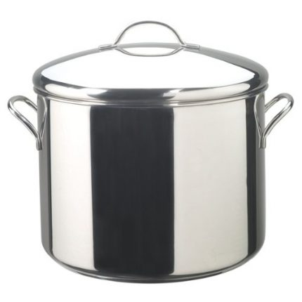 Farberware Classic Stainless Steel 16-Quart Covere...