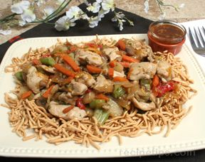 Spicy Orange Chicken Stir Fry Recipe
