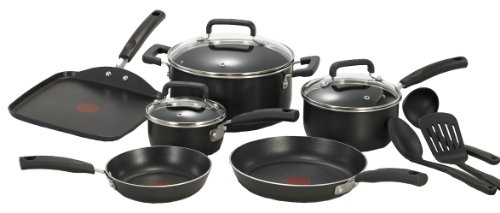 T-fal C530SC Signature Nonstick Expert Thermo-Spot...