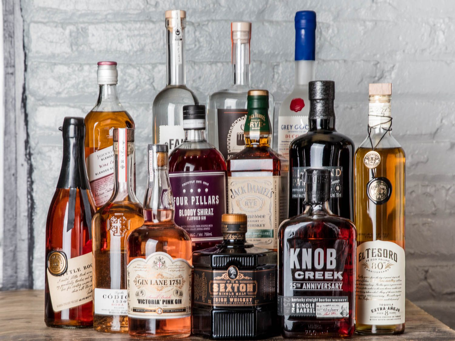The Best New Spirits of 2017