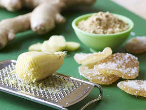 Health Benefits of Ginger | MyRecipes