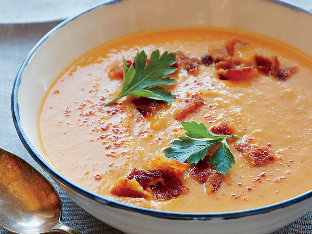 Roasted Vegetable Soup
