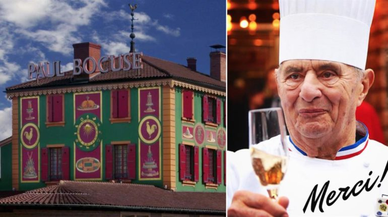 Chefs Say Thanks After Paul Bocuse Dies