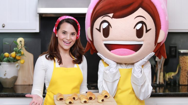 COOKING MAMA CHOCOLATE CORNETS - NERDY NUMMIES