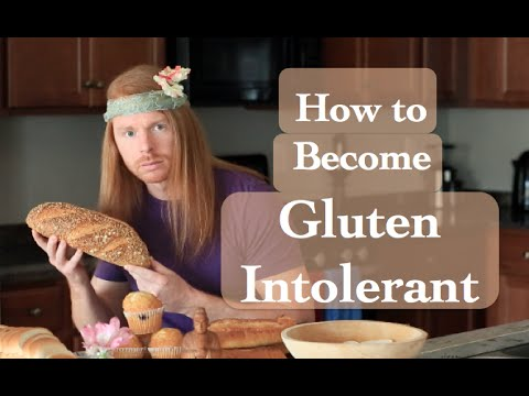 How to Become Gluten Intolerant (Funny) - Ultra Sp...