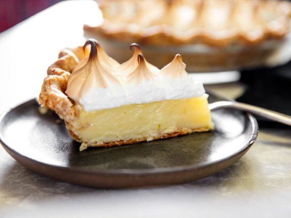 Key Lime Meets Lemon Meringue in This Citrusy Crea...
