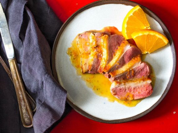 For Perfect Duck Breast, Get in the Zone